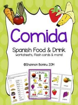 Comida - Spanish Food & Drink