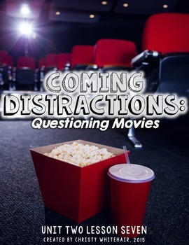 Coming Distractions: Questioning Movies {Textbook Companion}