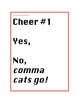 Comma Cats Go! Complete Kit