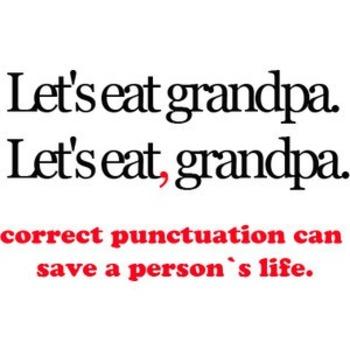 Comma Practice Worksheet