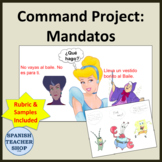 Commands Project Proyecto de Mandatos