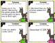 Commas Task Cards (Commas in a Letter & Commas in a Series)