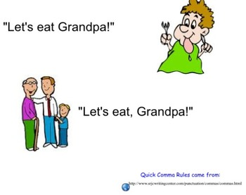 Commas Matter!