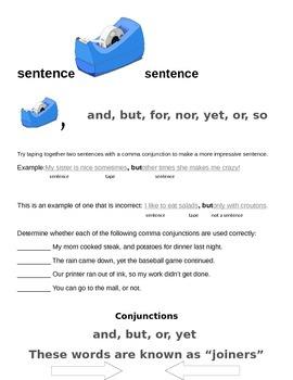 Commas & More Commas