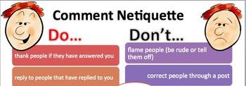 Comment Netiquette
