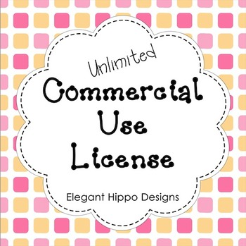 Commercial Use License (All Packs)