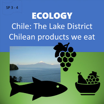 Ecology and tourism: Chile's wonders; 2 thematic units - S