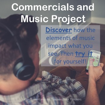 Commercials and Music Project