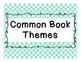 Common Book Themes in Polka Dots (Pastel)