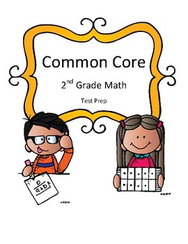 Common Core 2nd Grade End of the Year Review: Mystery Joke