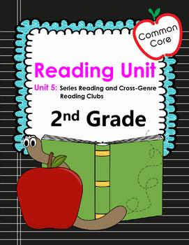 Common Core 2nd Grade Reading Mini Lessons Unit 5: Book Se