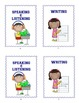 ELA Common Core Standards w/Numbers - Small Booklet for 4t