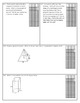 Common Core 6th grade - End of Year Review - Gridded Pract