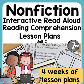 Informational Text: A Closer Look at Nonfiction