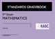 Common Core Academic Standards Gradebook 2nd Grade Math