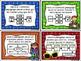 Common Core Activity Cards ELA - 1st grade