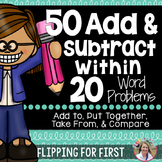 1.OA.1 50 Common Core Word Problems