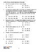 Common Core - Algebra I Review and Answer Key