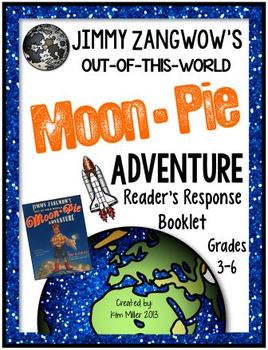 Jimmy Zangwow's Out-of-this-World Moon Pie Adventure Unit