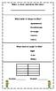 Grade 3 Common Core Aligned Math Review Boards for Math Fo