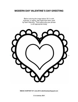 Common Core Aligned Valentine's Day Reading, Writing, & Co