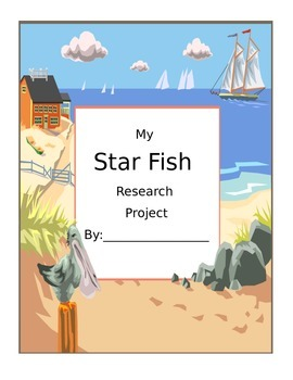 Common Core (Animal) Research Report Template