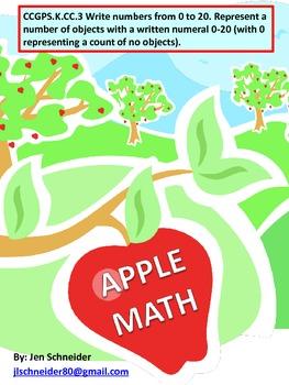Common Core Apple Math 0 - 20