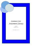 Common Core: Assessment Literacy for Grades 11 & 12- Langu