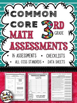 Common Core Assessments - 3rd Grade