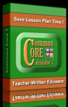 Common Core Calculator 7, Full Version