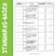 Common Core Checklist 8th Grade ELA