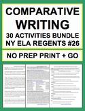 Comparative Writing: Common-Core & NY Regents: Complete Gu