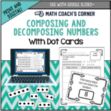 Number Sense: Composing and Decomposing Numbers with Dot Cards