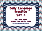 Common Core Daily Language Practice Set 3 (Third 9 Weeks)