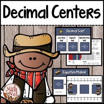 Decimal Centers   Adding, Comparing, and Rounding Decimals