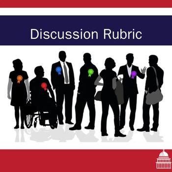 Common Core Discussion Rubric