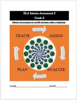 Common Core ELA Assessment (2) Grade 3