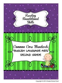 Common Core ELA Assessments Grade 2 (Reading Foundational Skills)