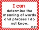 """Common Core ELA and Math Kid Friendly """"I Can"""" Statements 3"""