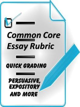 MLA Writing Rubric for Persuasive, Opinion Essays: Grading