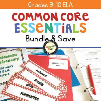 Common Core Essentials ELA Grades 9 - 10