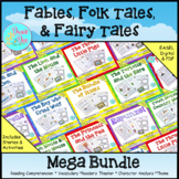 Fables, Folktales, and Fairy Tales Unit ENDLESS Bundle - F