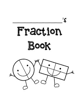 Common Core Fractions Book