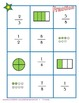 Common Core Fractions: Fraction Elimination Game - great f