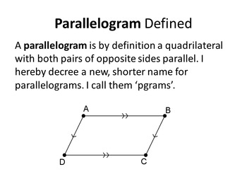 Common Core Geometry. Chapter 6. Quadrilaterals