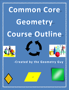 Common Core Geometry Course Outline