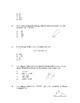 Common Core Geometry Unit 11 Test