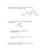 Common Core Geometry Unit 5 Test review
