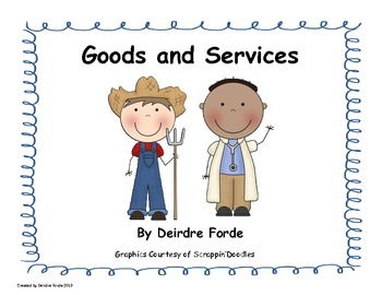 Goods & Services / Community Helpers