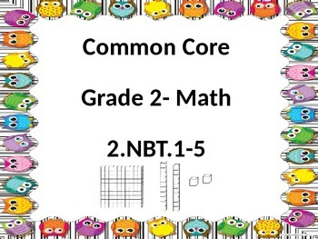 Common Core Grade 2 NBT.1-5